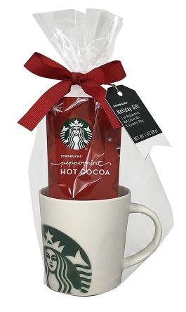 starbucks cocoa dan mug set