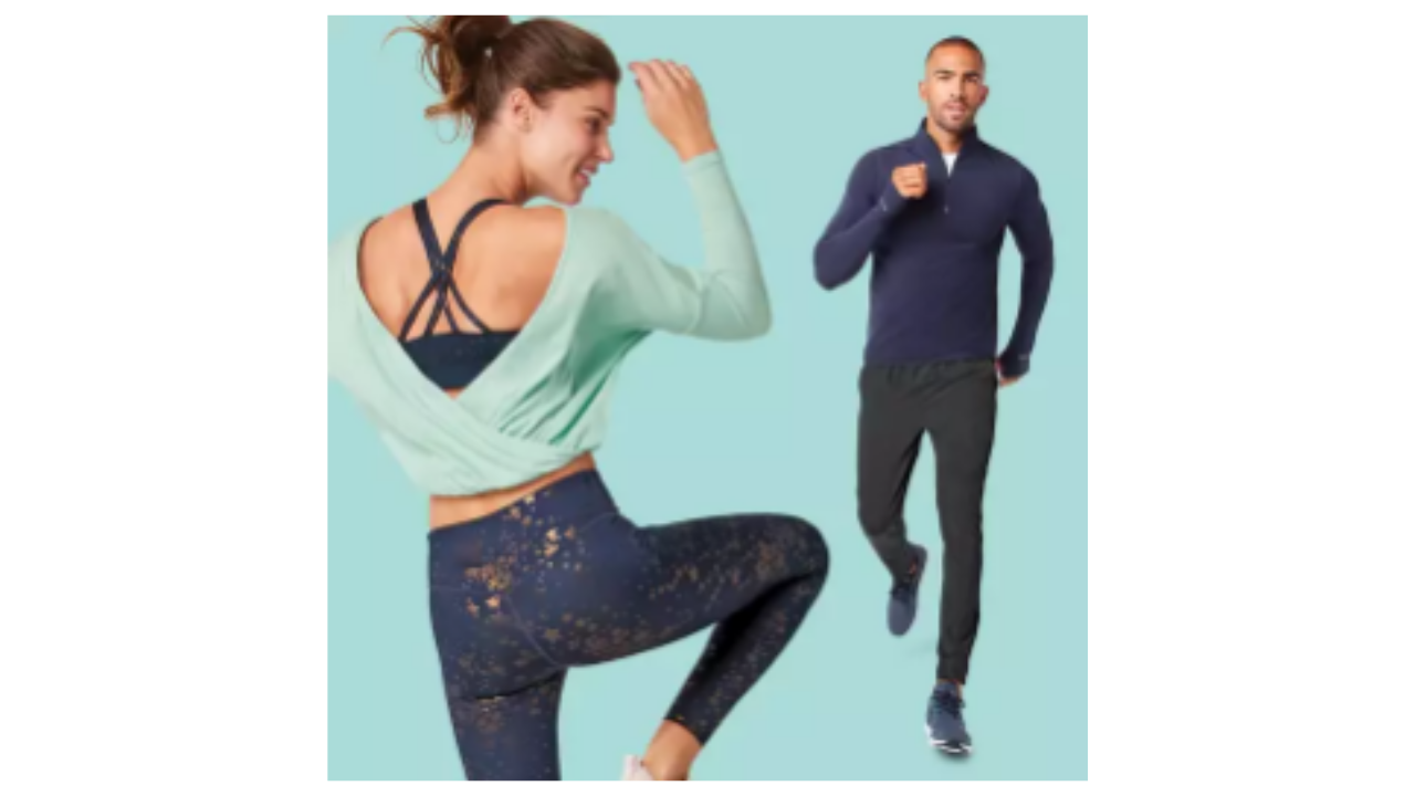 09cb4d19f Through 1/5, Get a Free $10 Target Gift Card when you spend $40 or more on  men and women's active apparel and shoes!