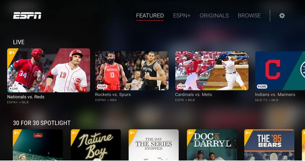 f2917550a87  10 Amazon credit with a new paid subscription to ESPN+