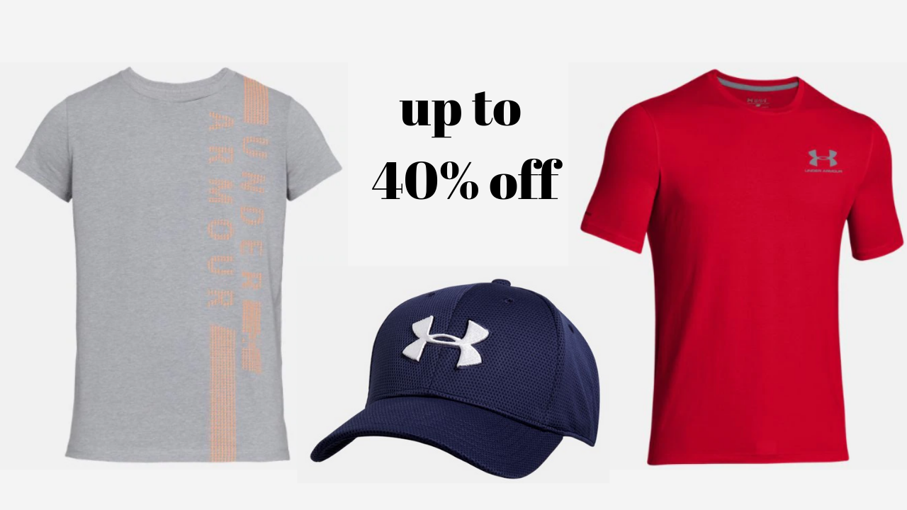 d54c58264bcf For a limited time, grab items in the Under Armour Outlet up to 40% off and  no coupon code is necessary.