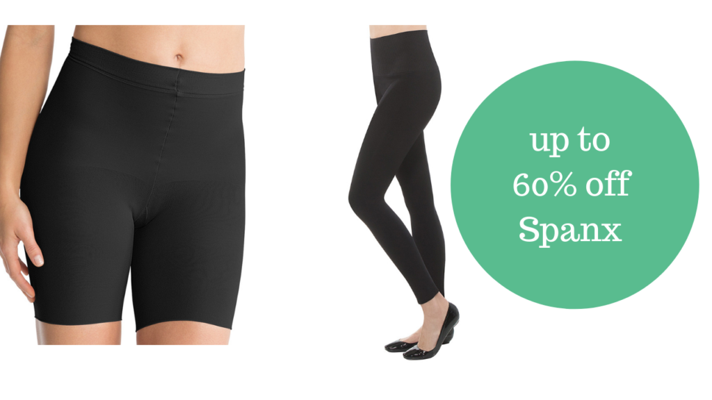 ef2ea4ce8bc Head to Zulily where you can get up to 60% off SPANX by Sara Blakely! The  sale prices are already marked and no coupon code is needed at checkout.