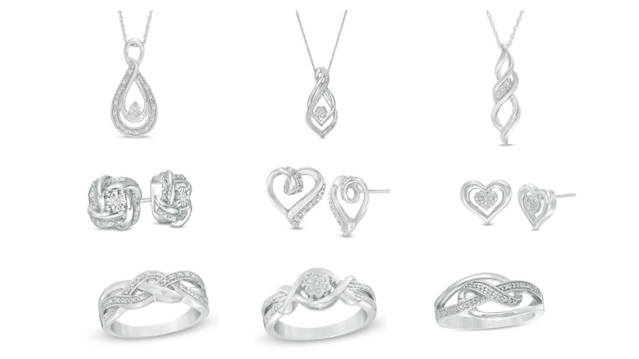75% Off Zales Sterling Silver Jewelry :: Southern Savers