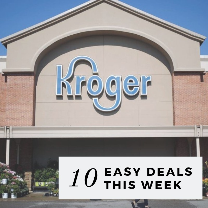 photo regarding Kroger Printable Application named Greatest 10 Kroger Offers: No cost Tide Quickly + Even more :: Southern Savers