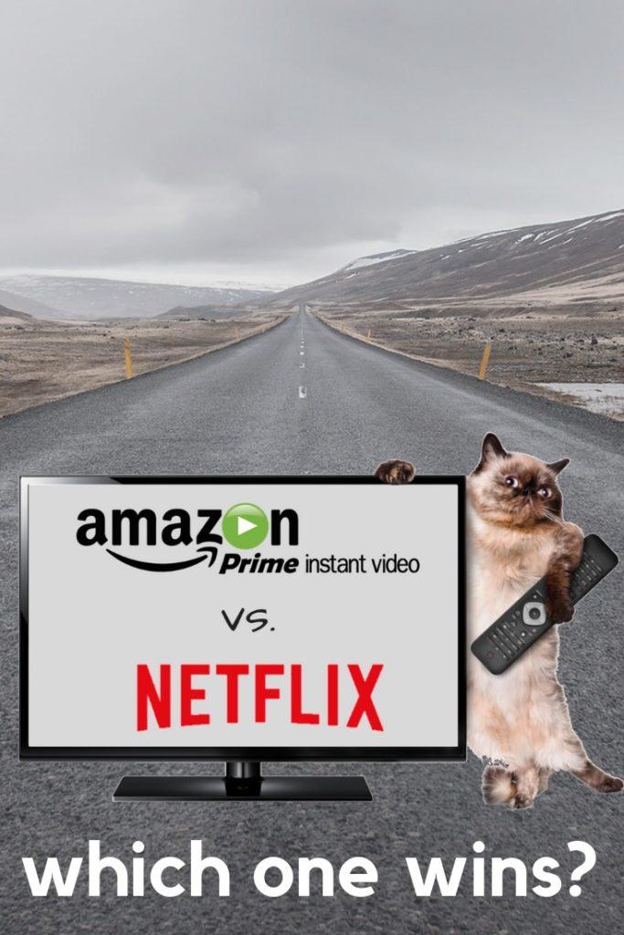 amazon or netflix