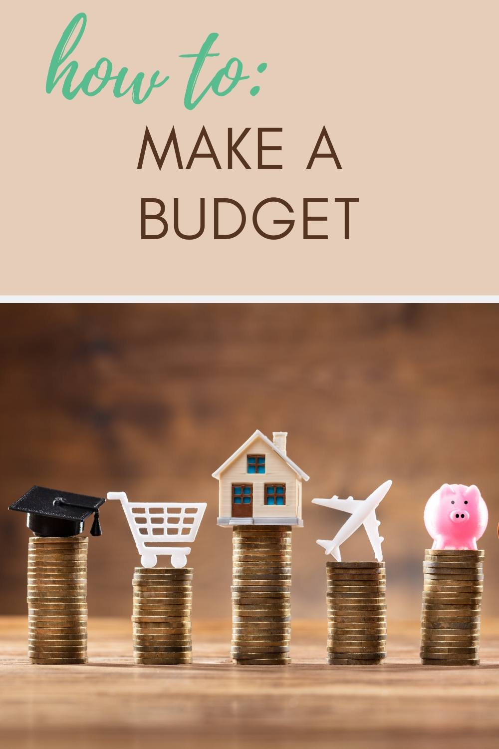 Odds are that life is going to get a bit tight (if it hasn't already).  Now is the perfect time to get your finances under control and Make a Budget! 