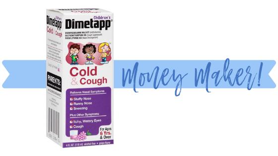 dimetapp coupons free childrens medicine