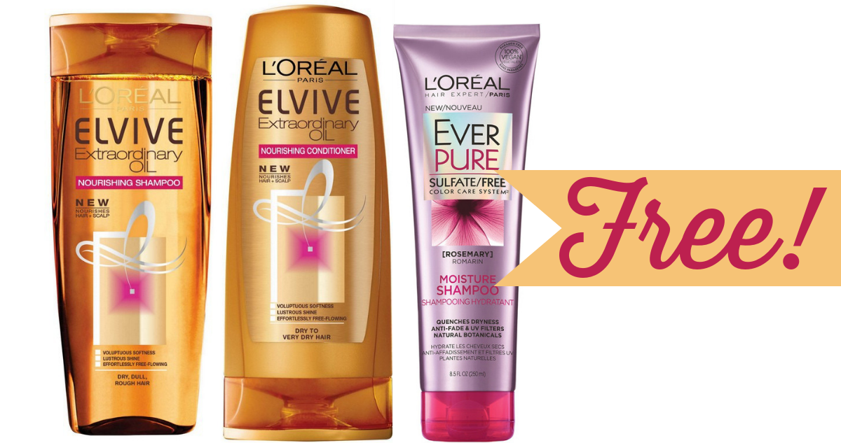 Buy Manufacturer Coupons >> CVS Deal | L'Oreal Hair Care for Free! :: Southern Savers