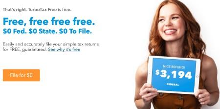Free Tax Filing Programs + Deals on Advanced Tax Programs