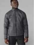 REI men's down jacket