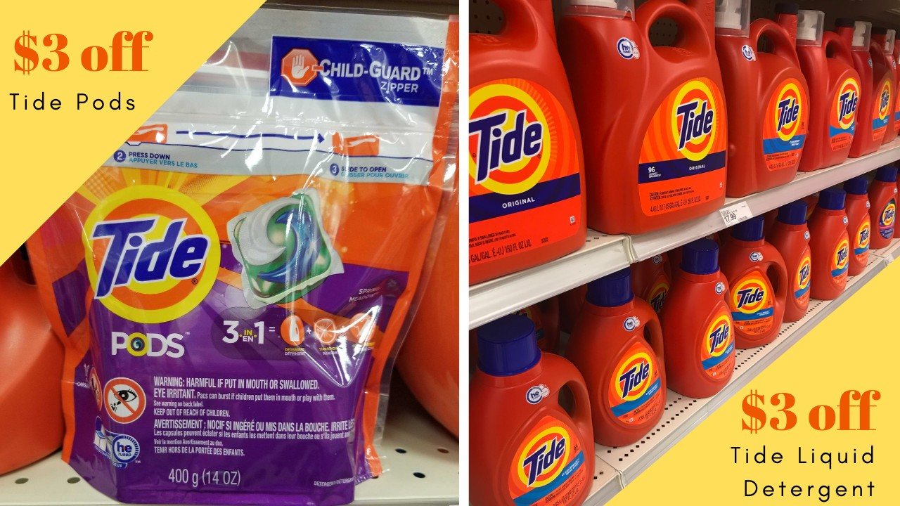 coupons tide laundry detergent printable