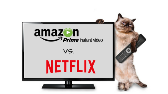 Amazon Prime vs  Netflix - Which Is A Better Value
