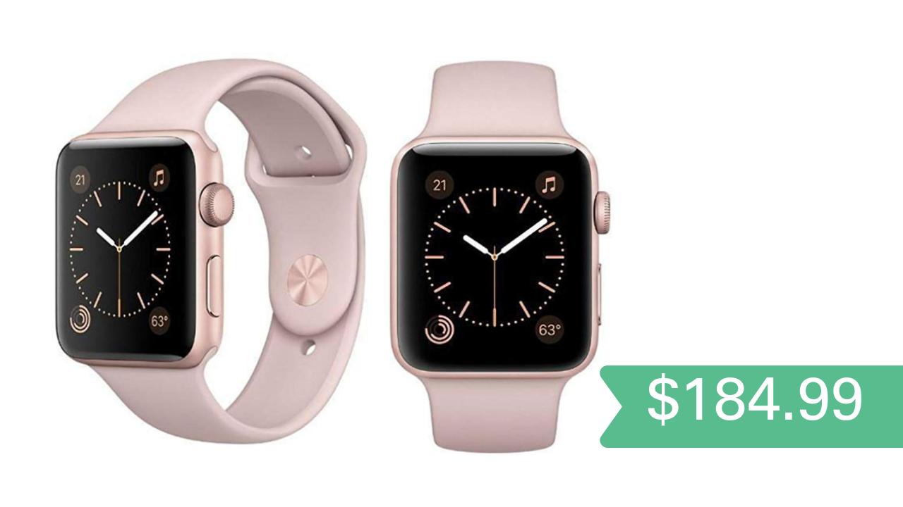 refurbished apple watch series 1 184 99 southern savers