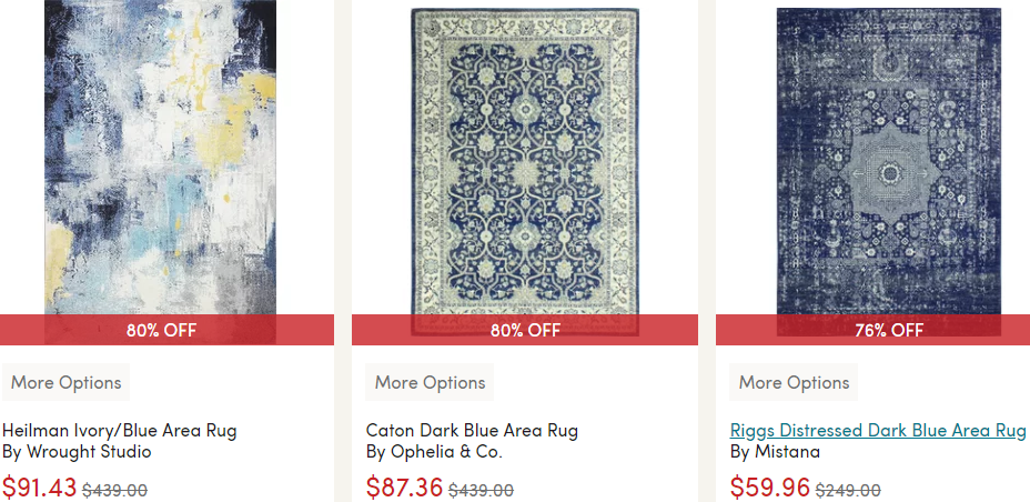 Wayfair Rug Sale Over 70 Off Southern Savers