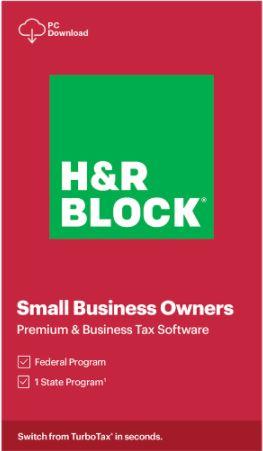 h&r block premium software