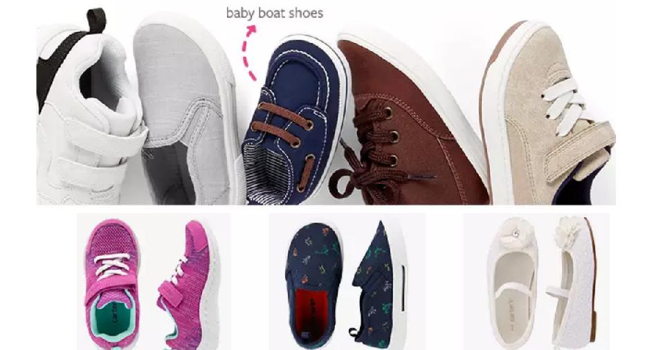 Sale | BOGO Kid's Shoes :: Southern Savers