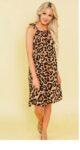 cents leopard dress