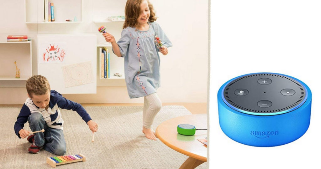 echo dot kids'
