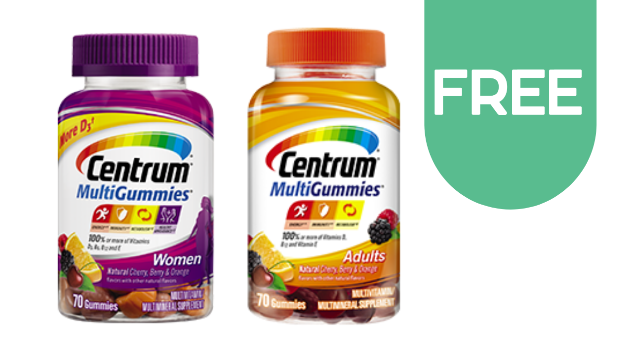 picture regarding Centrum Coupon Printable named No cost Centrum Nutrition at Ceremony Assist :: Southern Savers