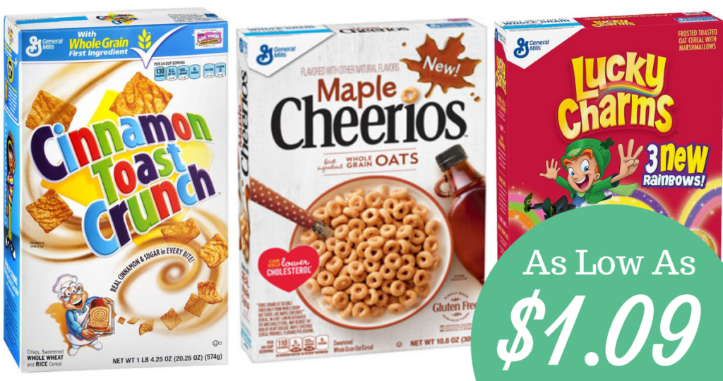 picture regarding Printable Cereal Coupons known as Refreshing All round Mills Cartwheel Coupon + Cereal Offers at Aim