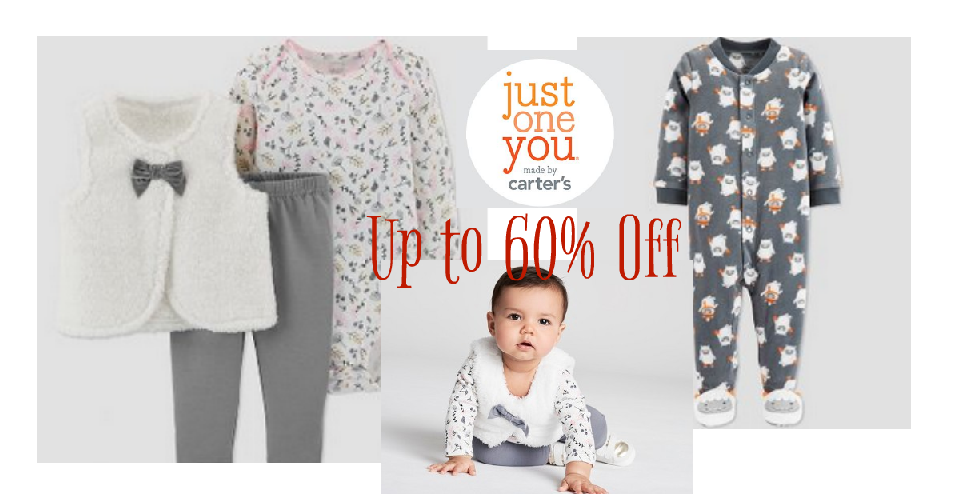 35a12689503b Just One You by Carter's | Up to 60% Off :: Southern Savers