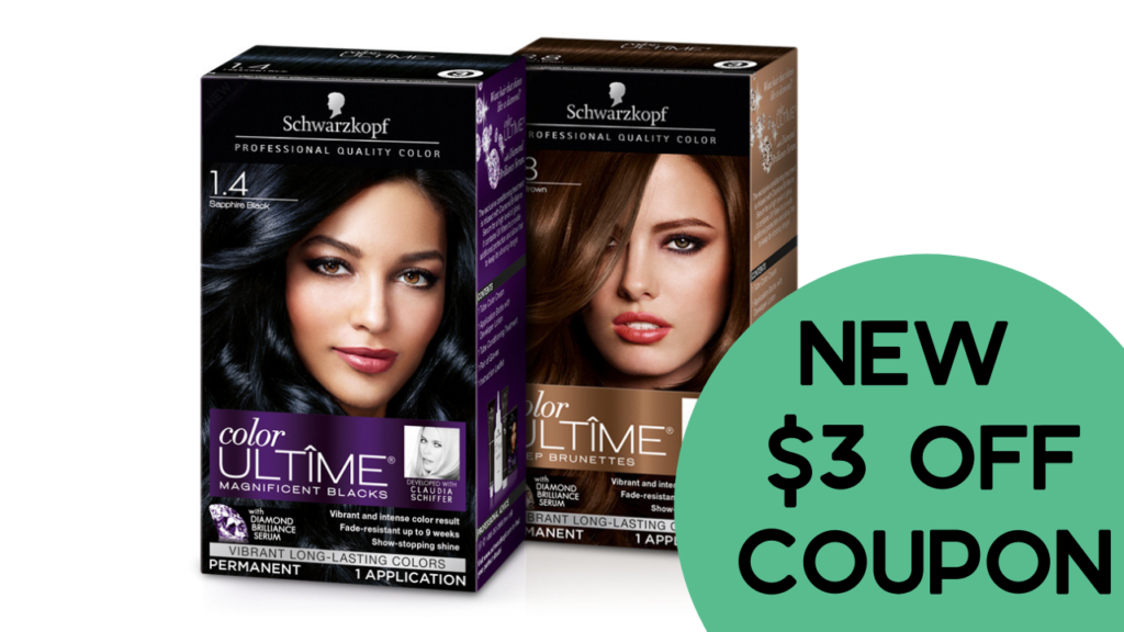 photo about Printable Schwarzkopf Coupons known as Fresh new Schwarzkopf Coupon Will make Hair Colour $3.49 at CVS