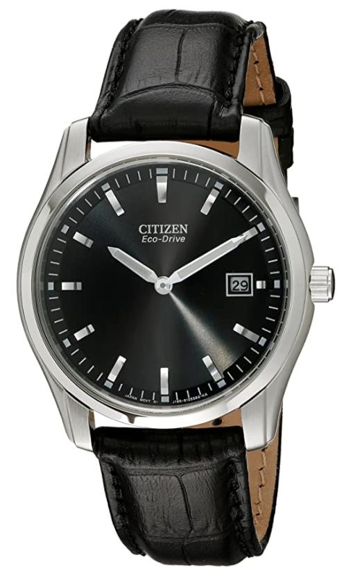 citizen watch leather strap