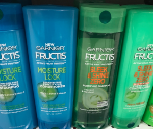 graphic relating to Garnier Fructis Printable Coupon identified as Garnier Fructis Coupon codes Hair Treatment for $1 :: Southern Savers