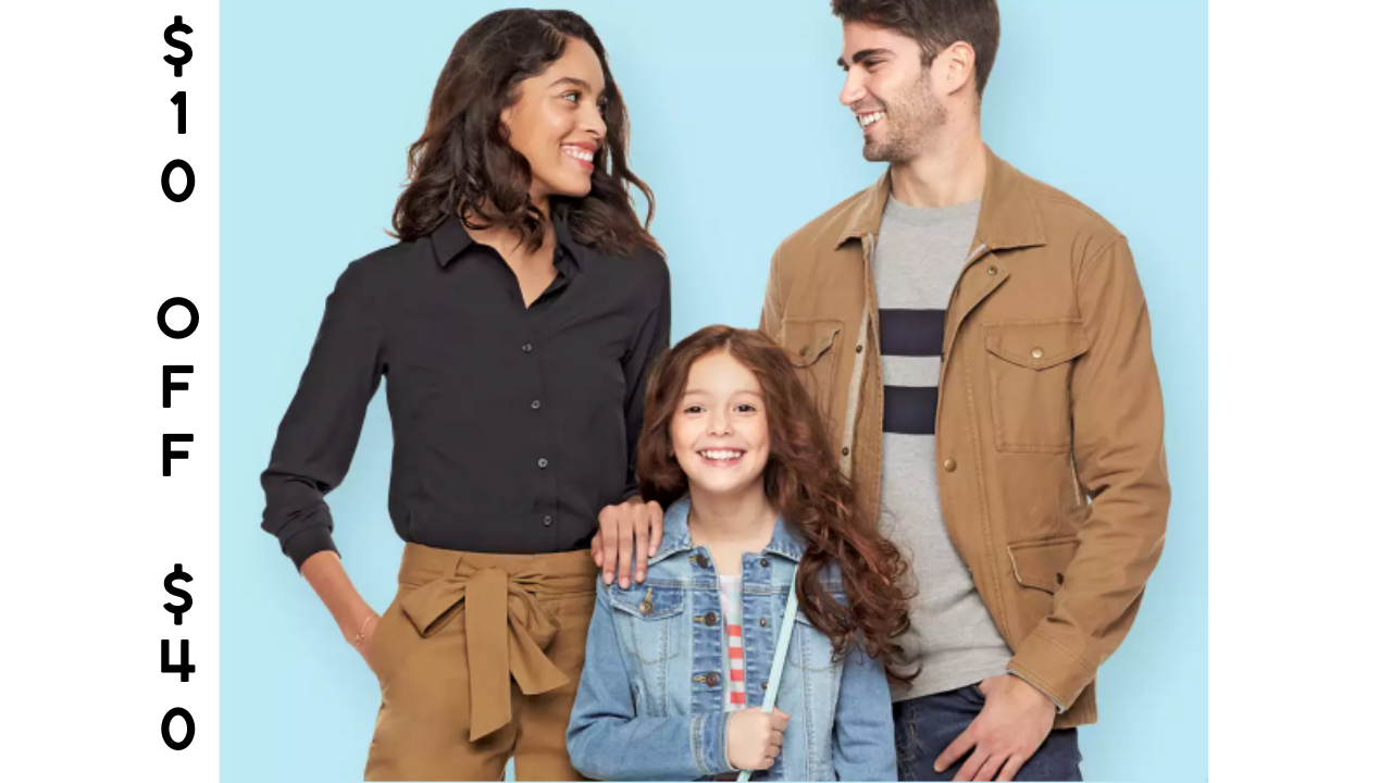 77f50a450 $10 Off Target Shoes & Apparel :: Southern Savers