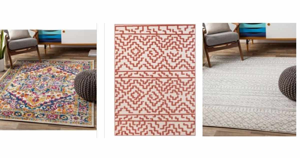 zulily area rugs