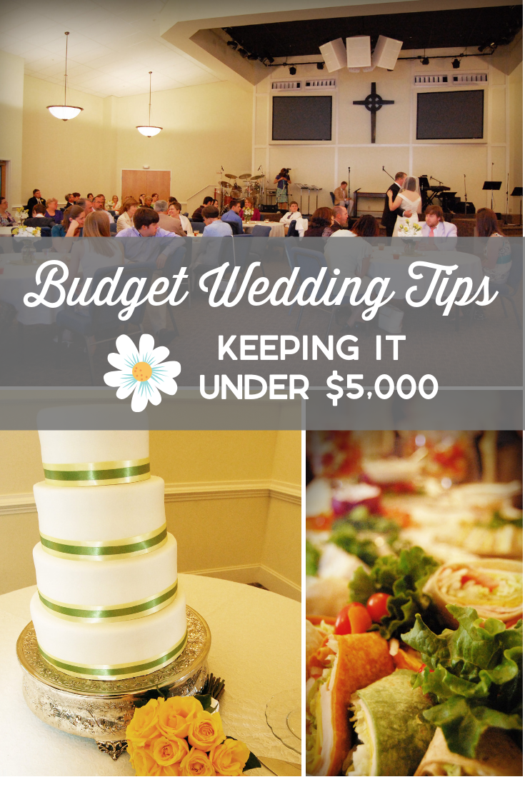 Wedding season is upon us! A Southern Savers reader shares her budget wedding tips and how she kept her wedding budget under $5,000.