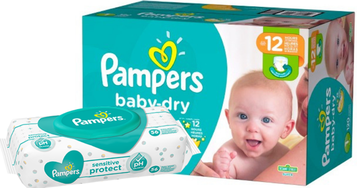 pampers rewards codes