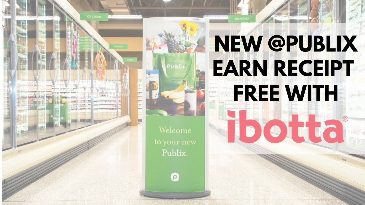 Publix Now Linked In Ibotta No More Uploading Receipts