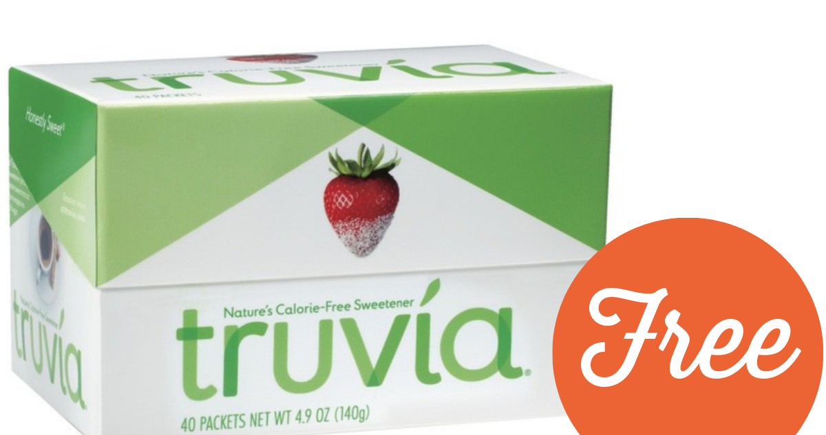 graphic regarding Kroger Printable Application called Truvia Organic Sweetener for Cost-free at Kroger :: Southern Savers