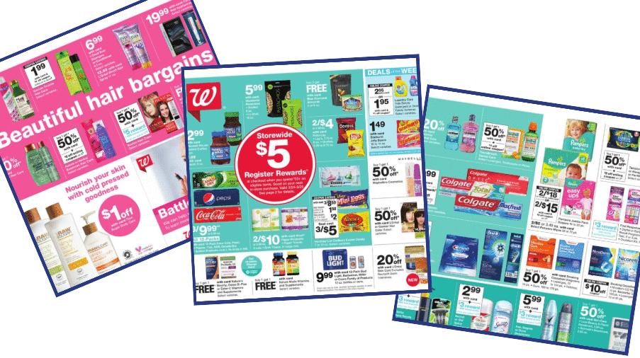 Walgreens Ad Coupons 3 24 3 30 Southern Savers