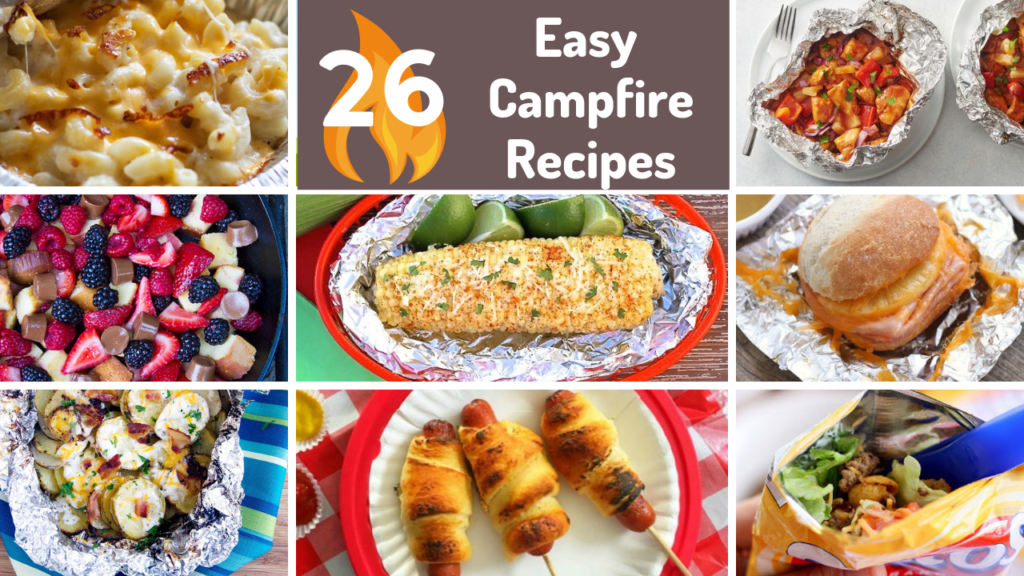 26 Easy Campfire Recipes Southern Savers