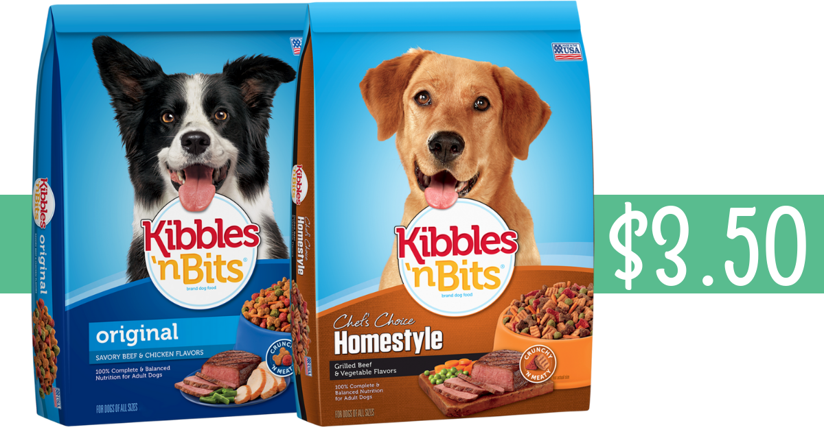picture regarding Kibbles and Bits Printable Coupons named Kibbles n Bits Coupon Tends to make Pet Food stuff $3.50 :: Southern Savers