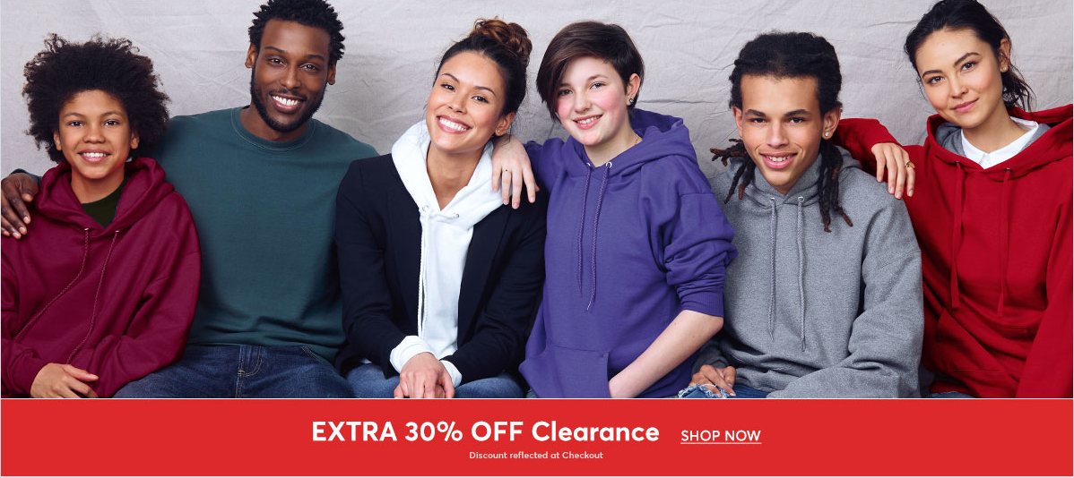 extra 30 off hanes clearance