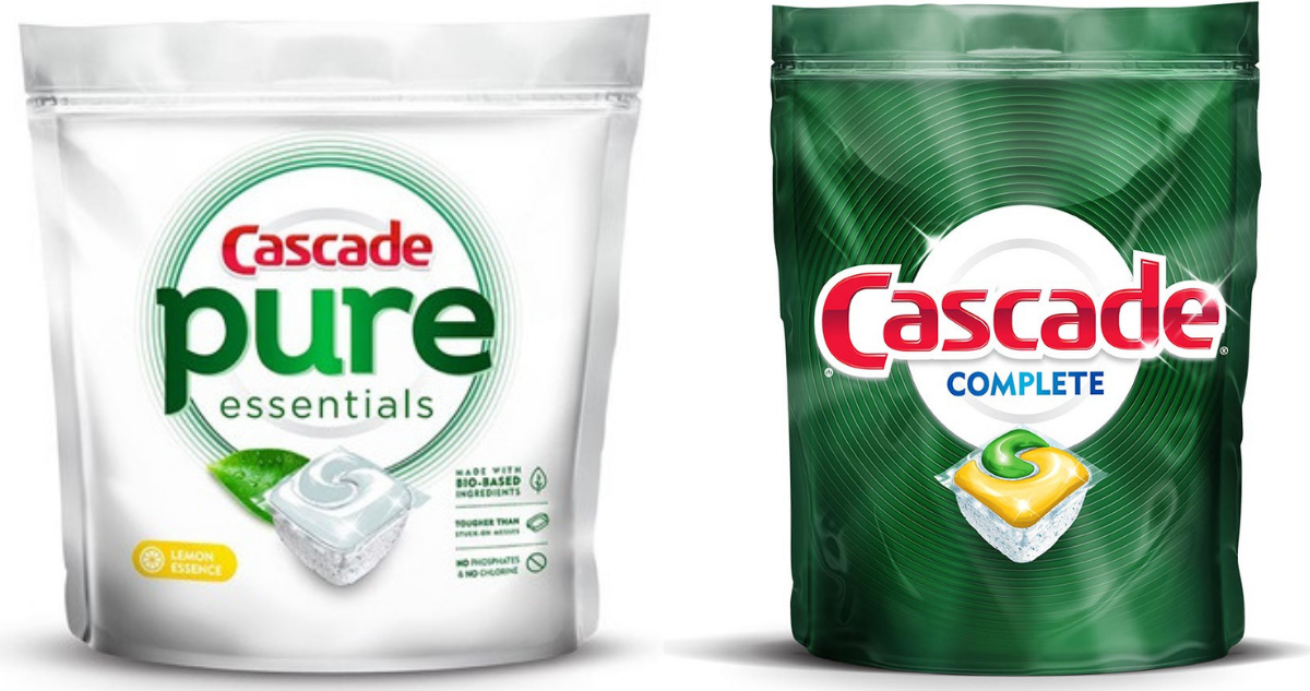 photo relating to Cascade Coupons Printable named Cascade Coupon codes Creates Dish Detergent $3.24 :: Southern Savers