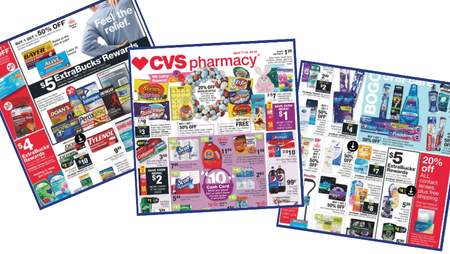 photograph relating to Abreva Coupons Printable identify CVS Advertisement Discount codes: 4/14-4/20 :: Southern Savers