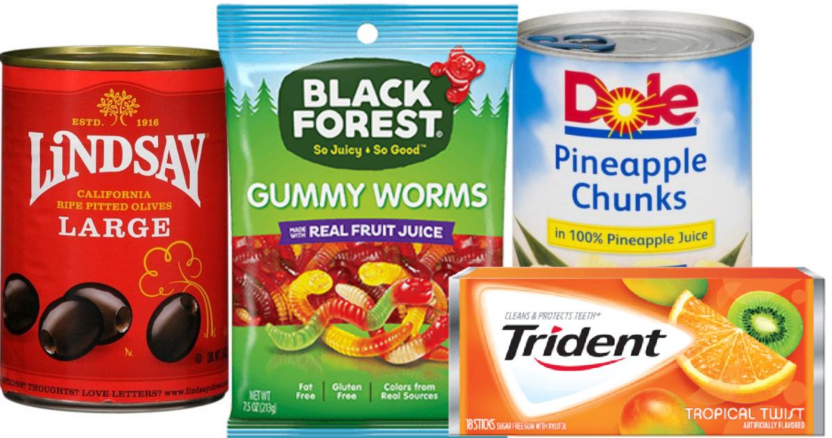 Walgreens 50¢ Deals | Dole Pineapple, Lindsay Olives & More