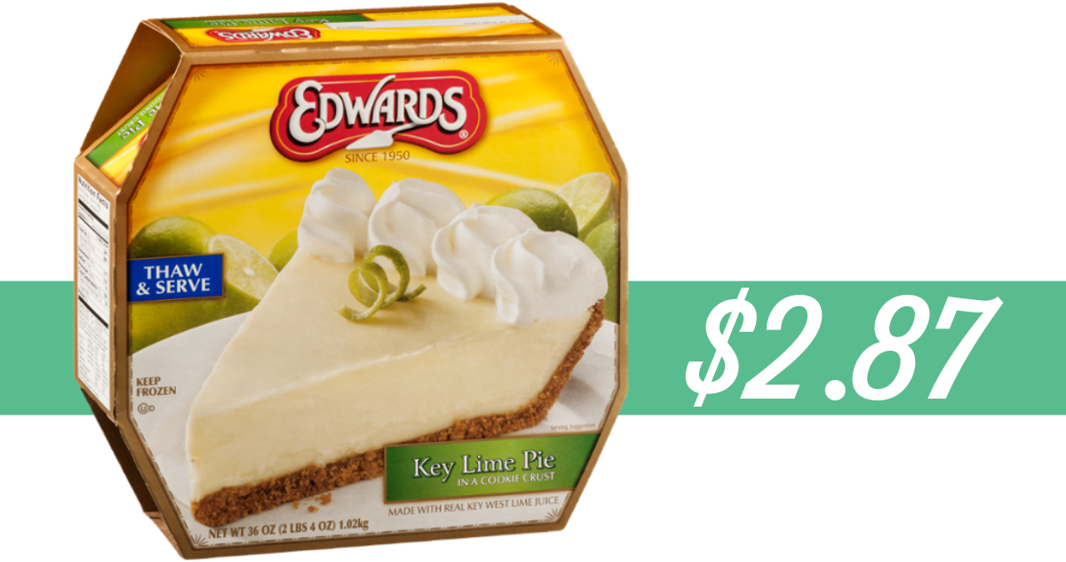 picture regarding Edwards Pies Printable Coupons named Edwards Pies Ibotta Provide Creates it $2.87 :: Southern Savers