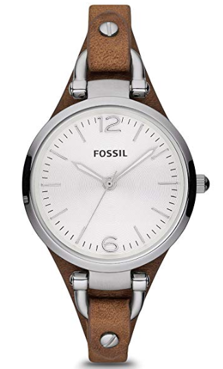 d2ddb54f627c Women s Fossil Georgia Casual Watch