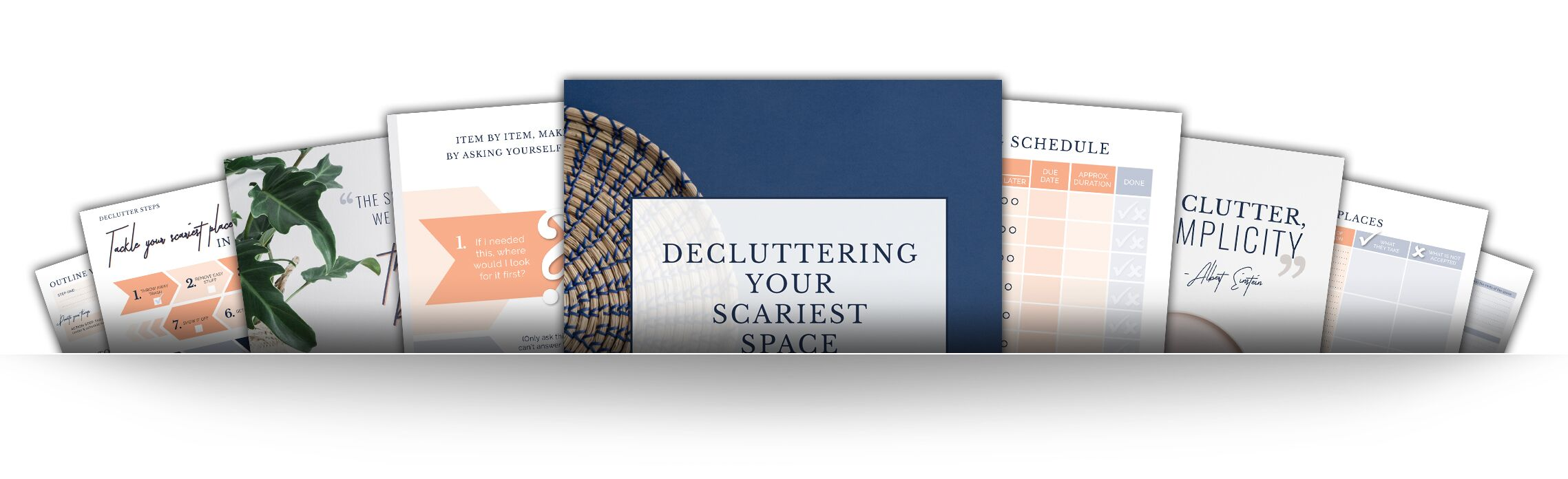 photo relating to Printable Guides known as Cost-free Decluttering Situation Printable Publications! :: Southern