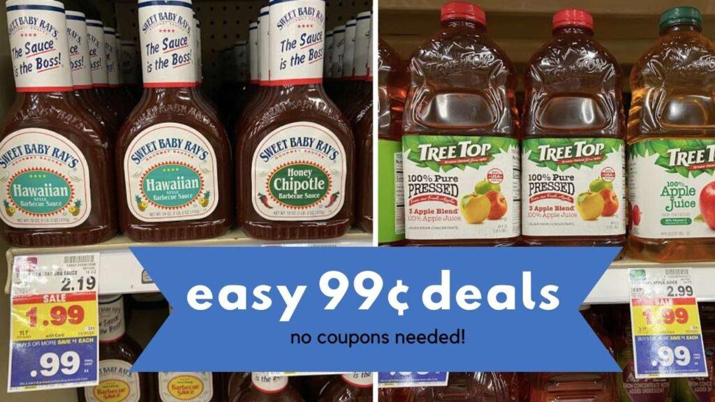 kroger easy deals