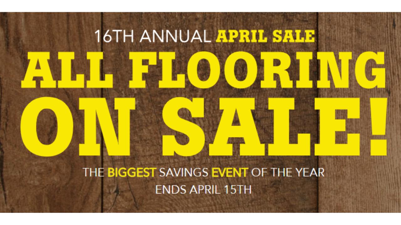 Lumber Liquidators Flooring Sale | Prices Start at 49¢ Per