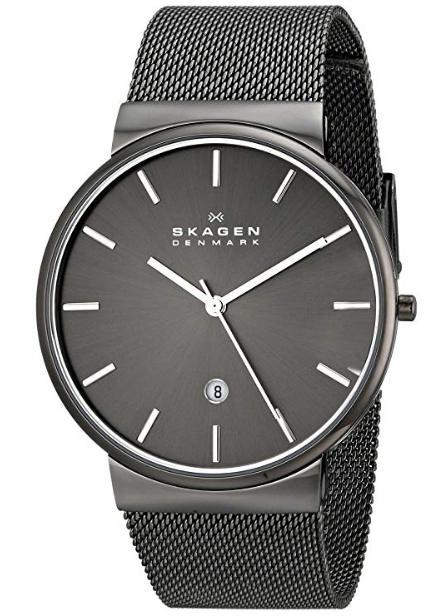 40348f7d6872 Men s Skagen Denmark Ancher Watch
