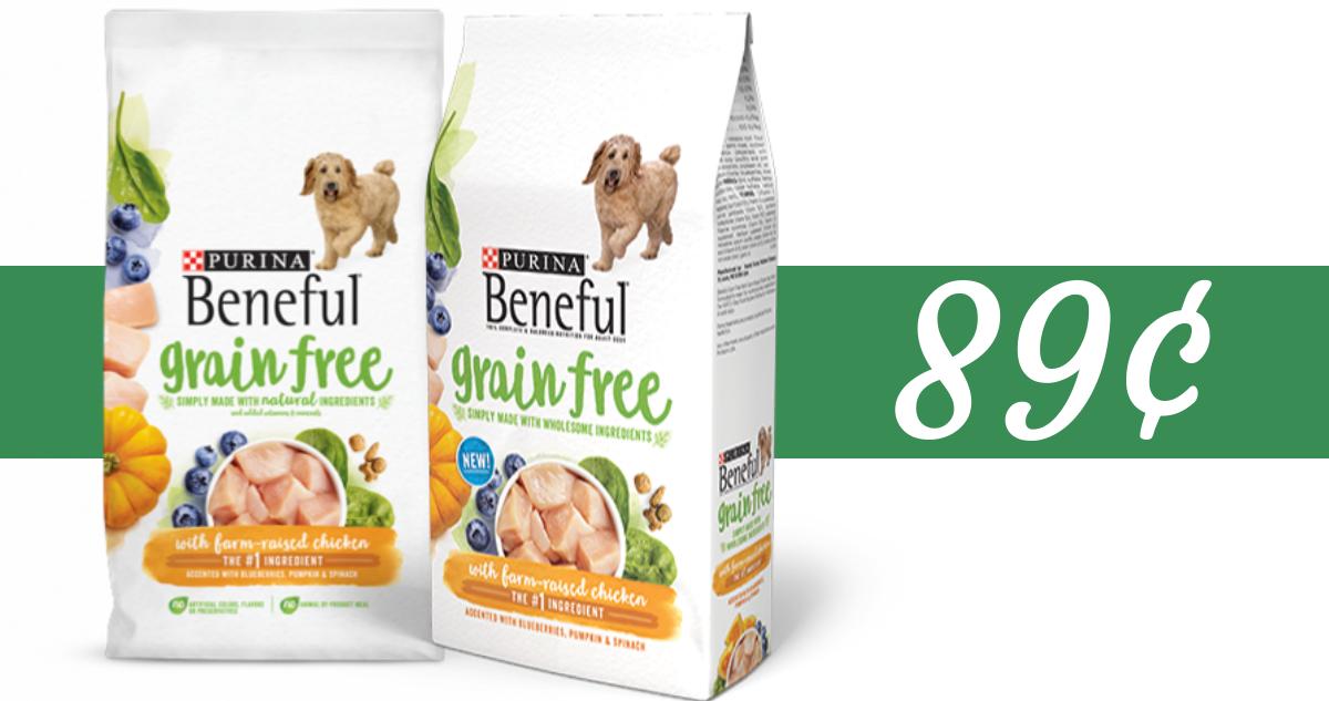 New Beneful Grain Free