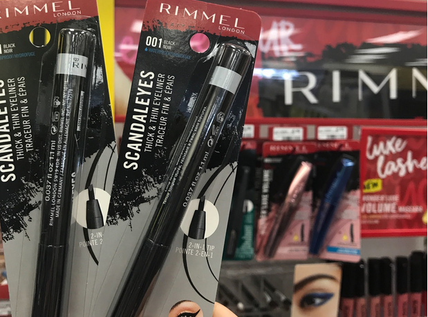 photo relating to Rimmel Coupons Printable identify Rimmel Coupon Eye Liner Moneymaker :: Southern Savers