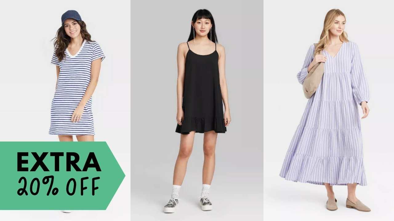 target womens dresses