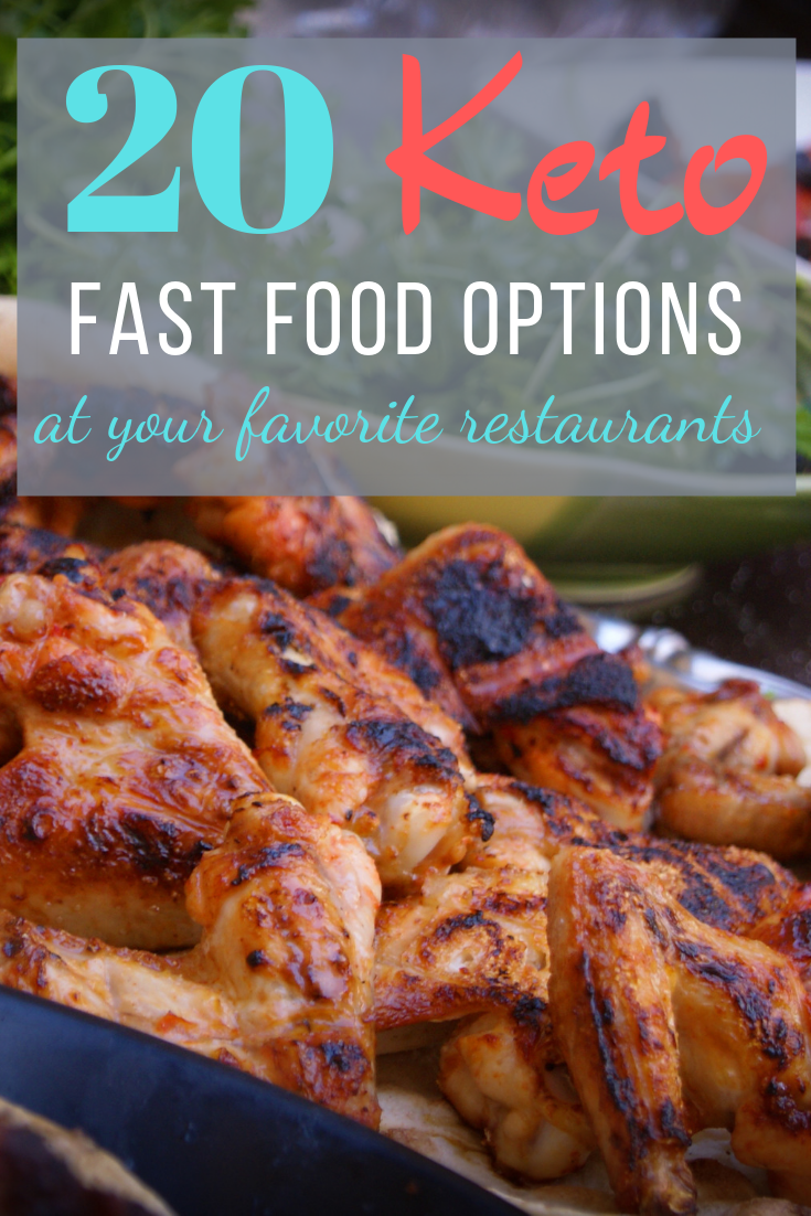 Just because you're eating fast food doesn't mean you have to blow your budget. Here are 20 keto fast food options for when you're on the go!